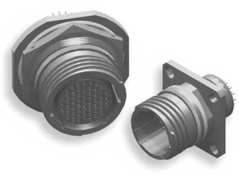 RF Immunity Filtered Mil-C38999 Series I Connectors